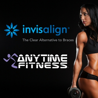 Invisalign Anytime Fitness